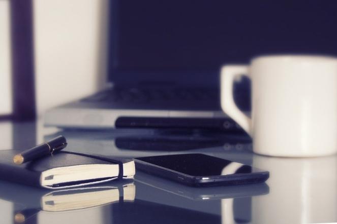 Coffee Mug Computer Coffee In The Workplace Laptop